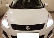 Puse en venta mi auto suzuki swift 1,2 glx 4x4 2015 blanco