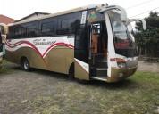Vendo bus de turismo 2011 hino fc , de la compañia rentour