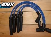 Cables de bujias racing de alto rendimiento chevrolet aveo  spark gt