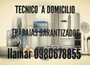 Repar mantenimiento refrigeradoras calefones secadora lavadoras cafeteras dispensadores agua cocinas