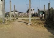 Solar con casa en construcción vendo de oportunidad. whatsapp: 0981412606