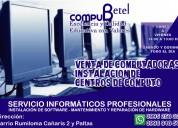 venta de computadoras y portátiles personalizadas - sangolquí
