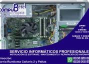 Servicio técnico de portátiles y computadoras en sangolquí