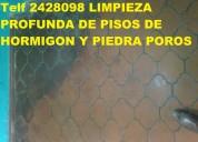 Telf 0981941777 empresa de limpieza de pisos duros de hormigon