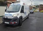 Ayumed, servicio de ambulancia, atencion prehospitalario
