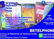 Servicio técnico de celulares de toda marca en rumiloma