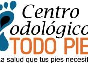 Centro podologico todo pie