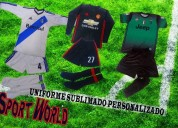 ConfecciÓn de uniformes deportivos.