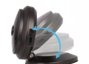 Mini cámara ip de seguridad uokoo 1280 x 720p inalámbrica wifi micrófono detección movimiento