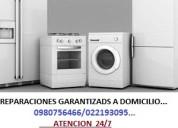 Mantenimiento/reparacion/calefones/cocinas/0980756466/sangolqui/garantizado a domicilio