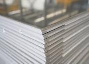 Aluminio en laminas