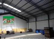 En venta propiedad para procesar alimentos en cayambe