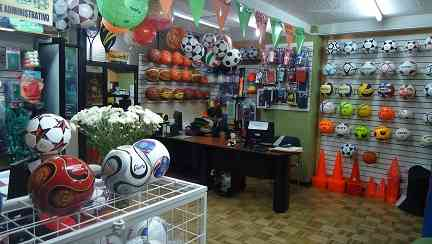 TIENDAS DEPORTIVAS 022526826 MEGASPORT TODO EN DEPORTE