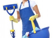 Se realiza servicio de limpieza a domicilio 0991488087
