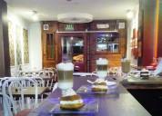 Se vende restaurante cafeterÍa bien ubicado con buena clientela