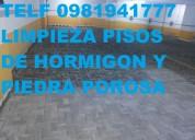 Telf 2428098 servicio limpieza de parqueaderos y estacionamientos