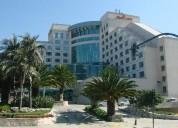 Arriendo departamento frente al hotel marriott- zona residencial