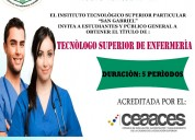 Tecnologia de enfermeria