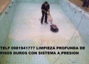 Limpieza de tanques de agua telef 0991073831