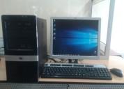 Computadoras para oficina cibers o para uso estudiantil. con garantia