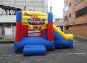 Juegos inflables saltarines dummies