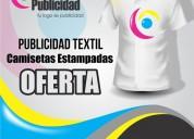 camisetas personalizadas serigrafia textil