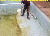 Telef 0987058464 lavamos cisternas piscinas con maquinaria
