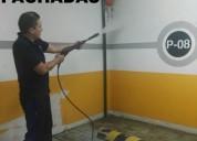 Telef 2428098 limpieza profunda parqueaderos subterraneos