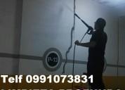 Telf 2428098 limpieza de fachadas llamenos somos especialistas