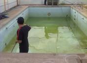 Telf 2428098 servicio limpieza de cisternas y tanques de agua pot