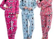 Somos fabricantes de pijamas en tela térmica - contáctenos