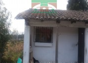 En venta casa con 2000m2 en el centro de tupigachi