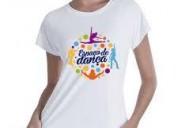 camisetas y gorras sublimadas 100% personalizadas