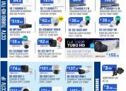 Sistemas de cctv, video vigilancia, cÁmaras analogas, ip seguridad siattel