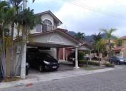 Vendo villa de lujo  vÍa a la costa urbanizaciÓn via al sol