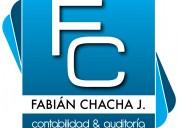 Contador c p a