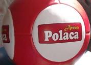 Balones publicitarios con tu logo
