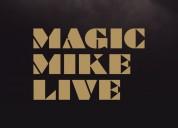 Magic striper´s live