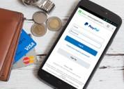 Vendo saldo de paypal en ecuador / compras en linea