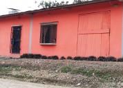 Vendo una casa esquinera flor de bastion bloque 5