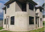 Casa de venta independiente en urbanizacion privada de guayllabamba