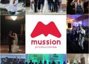 Mussion producciones. mÚsicos y artistas para tu matrimonio.