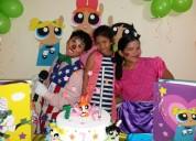 Animadores infantiles, payasos, payasitos en guayaquil