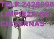 Limpieza de cisternas en los valles telef 0996818473