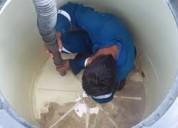 Telf 0981941777 desalojo con bombas y limpieza de cisternas