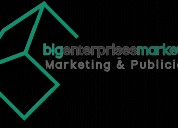 •big enterprises marketing _ agencia btl
