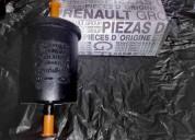 Filtros de gasolina original para todos los modelos renault