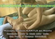 Masajes eroticos con masajistas reales