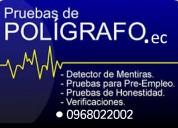 Poligrafo.ec detector de mentiras 0968022002