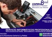 venta e instalación de computadoras para cybers en sangolquí